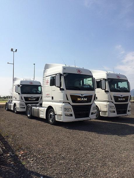 Flota para Transporte de Castellón a Francia